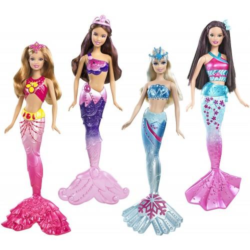 Куклы Барби Русалки